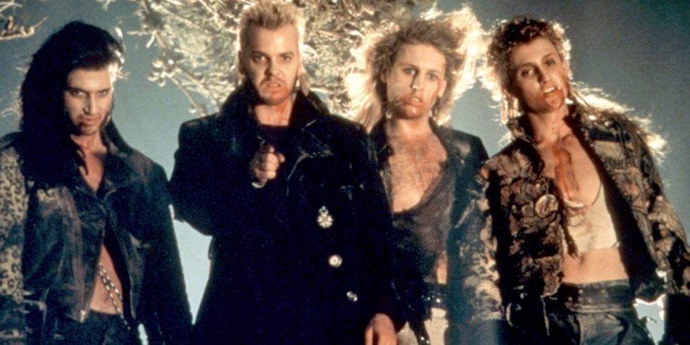 31 Nights of Horror VII, Night 19: The LostBoys