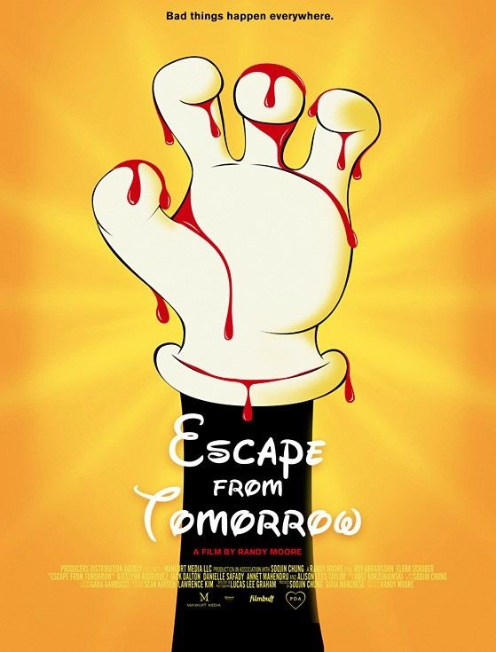 31 Nights of Horror VII, Night 21: Escape FromTomorrow