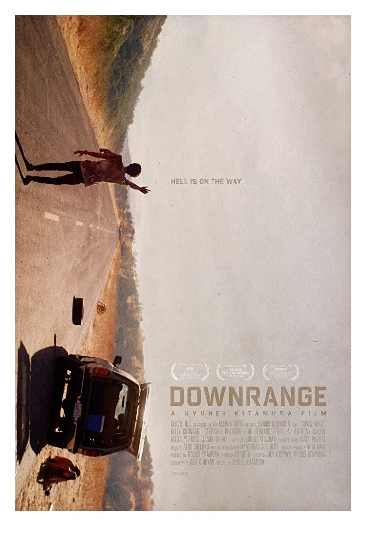 31 Nights of Horror VII, Night 24: Downrange