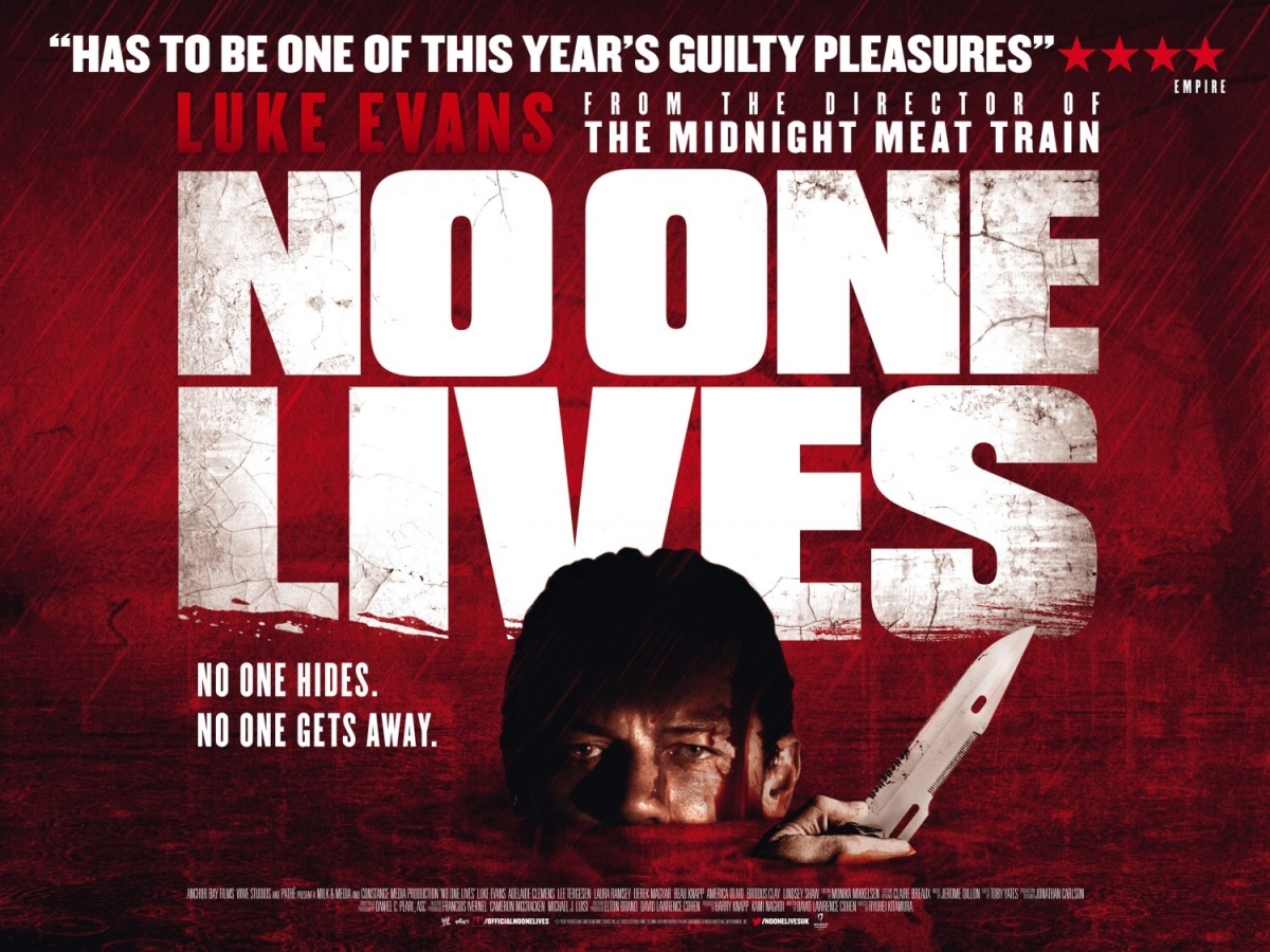 31 Nights of Horror VII, Night 6: No One Lives