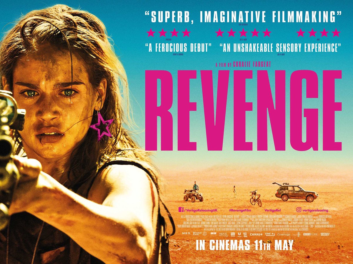 31 Nights of Horror VII, Night 28: Revenge